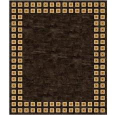 Teppich Square kante