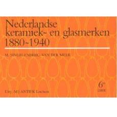 Buch Niederländische Keramik und Glass Marke