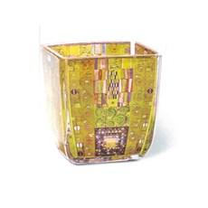 Glas Windlichter Klimt