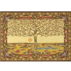 Wandteppich Klimt Der Baum Des Lebens