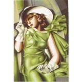 Wandteppich/Gobelin Tamara de Lempicka