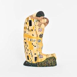 Klimt Skulptur Der Kuss Klein