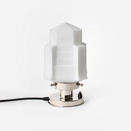 Tischlampe Apollo 20's Nickel