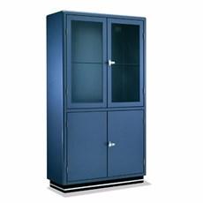 Fifties Cabinet mit 4 Türen