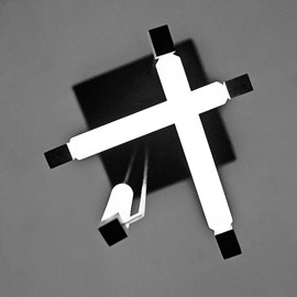 Gerrit Rietveld Hängelampe 155cm