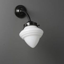 Außen/ Grosse Badezimmer Wandlampe Acorn