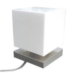 Tischlampe Kubus