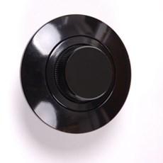 Dimmer Ein-/Aufbau in Schwarz oder Weiß