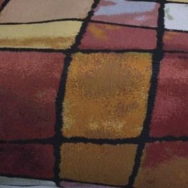 Teppich Glasmalerei