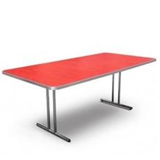 Retro Tisch Rechteck