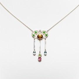 Halskette Giardinetto