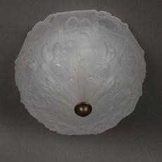 Französisch Art Nouveau Deckenleuchte Pergola