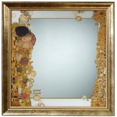 Spiegel Klimt 'Der Kuss'
