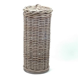 Rattan Toilettenpapierhalter