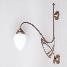 Victor Horta 1 leuchte Wandleuchte Eleganz