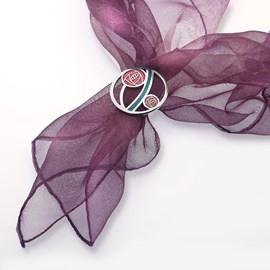 Schal ring Mackintosh Roses