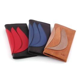 Brieftasche Tulip  Rechteckig