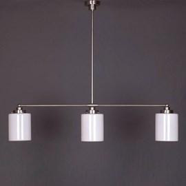 Hängelampe 3-Lichter mit Sleek Cylinder
