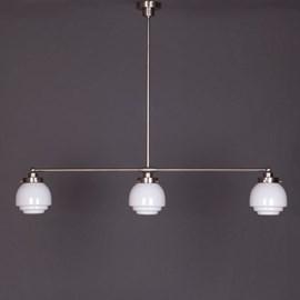 Hängelampe 3-Lichter mit Deco Plain
