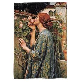 Wandteppich The Soul of the Rose | John William Waterhouse