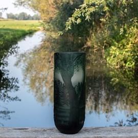 Vase Grün Pine Dream