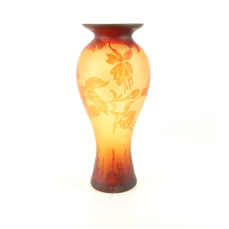 Vase Hummingbird