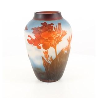 voorbeeld van een van onze Vase und Teller