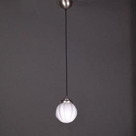 Hängleuchte Leinen Vintage Schnür Carambola