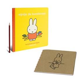 Geschenkset Miffy the Artist