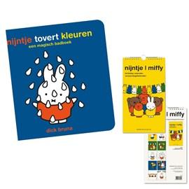 Geschenkset Miffy Tovert Farben