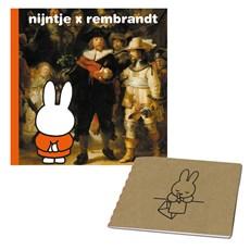 Geschenkset Miffy x Rembrandt