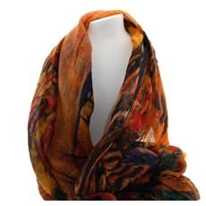 Schal Klimt Bunt